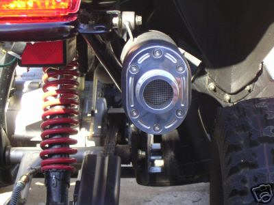 Billet Power tip for Polaris 90cc ATV's