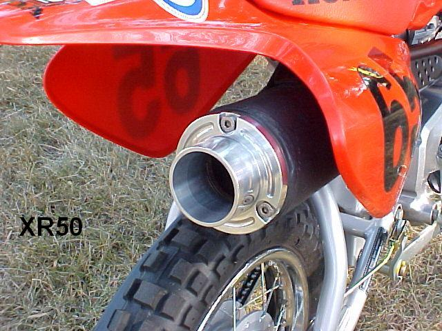 Billet Power tip for XR's and CRF's 50-100cc